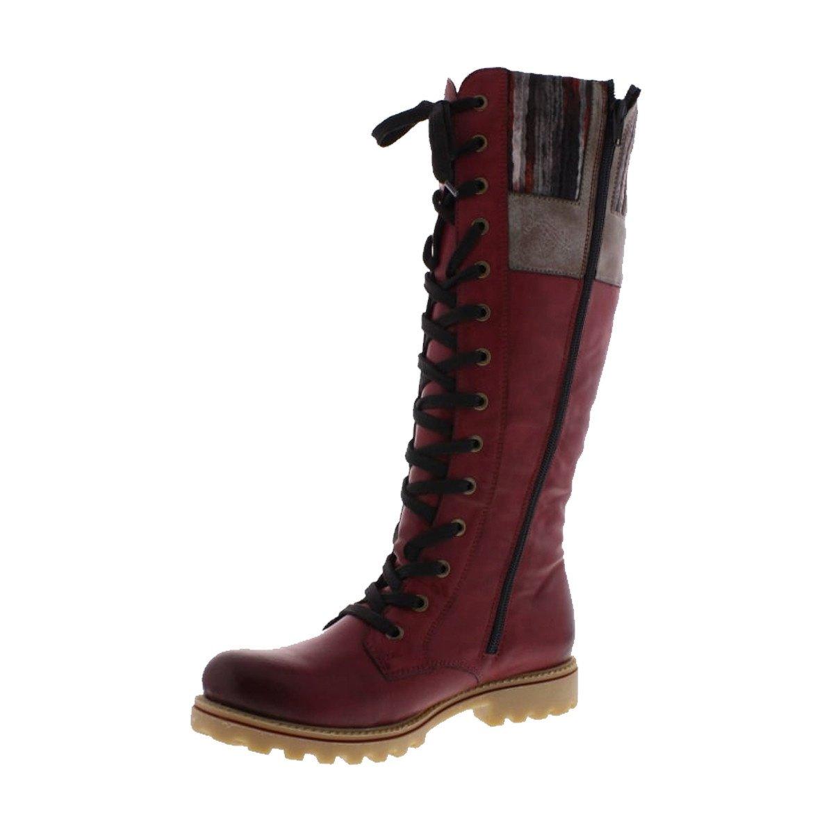 Rieker Rieker Women's Z1442-35 Tall Boot Red