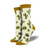 Socksmith Socksmith Women's Bamboo Socks King Cactus