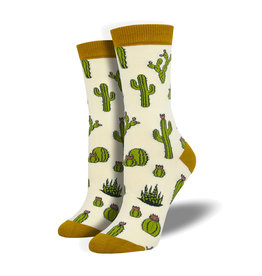 Socksmith Women's Bamboo Socks King Cactus
