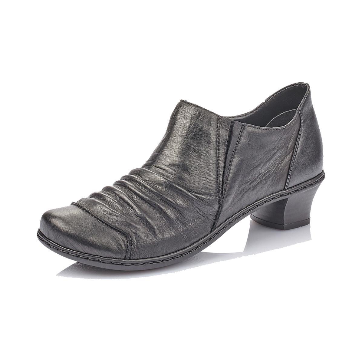 Rieker Rieker Women's Bootie 52180-00 Black