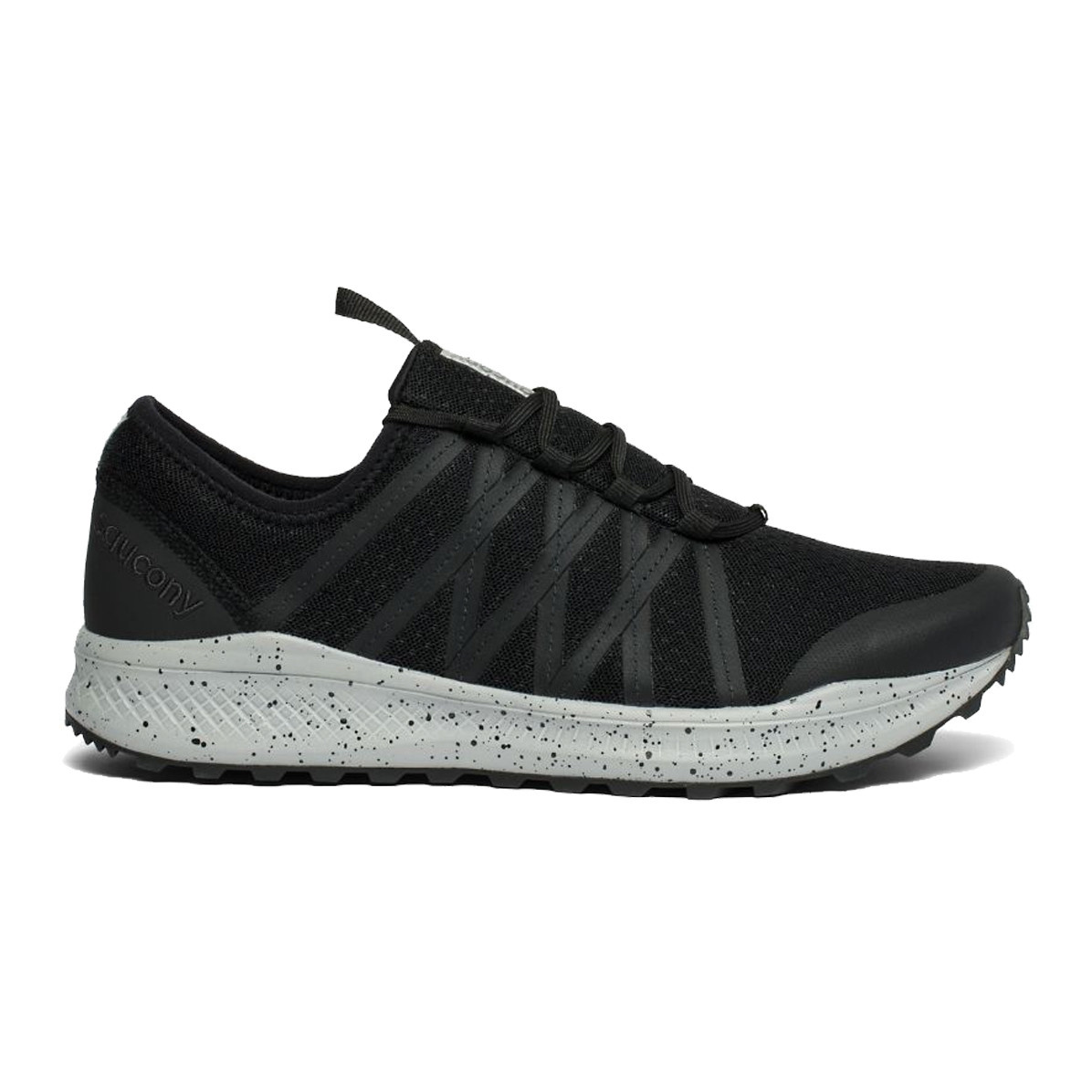 Saucony Saucony Men's Shift Black/Charcoal