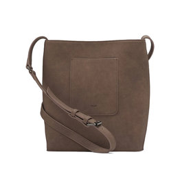 Colab Hobo Bucket Vegan Leather Crossbody