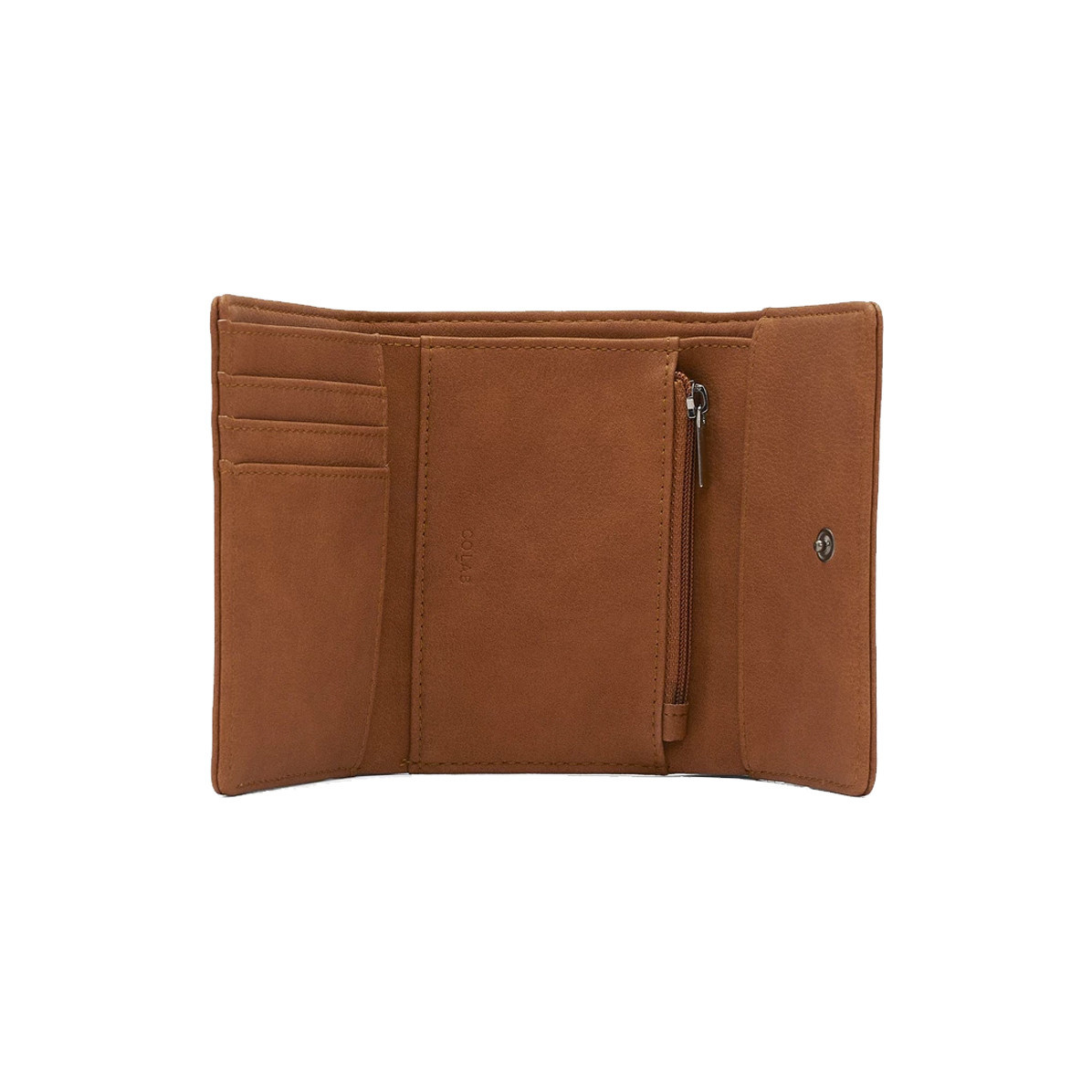 Colab Colab Crafted Vegan Leather Wallet
