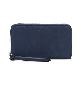 Colab Vegan Suede Phone Wallet