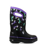 BOGS Kids Classic Unicorn Black