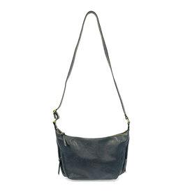 Joy Susan Debbie Vintage Hobo Handbag Teal