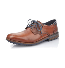 Rieker Men's B1321-25 Brown Combo