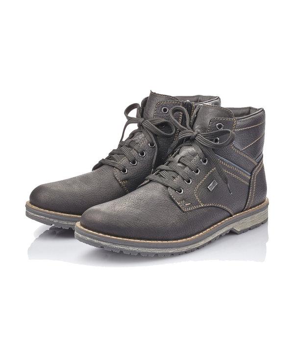 Rieker Men's 39223-00 Black