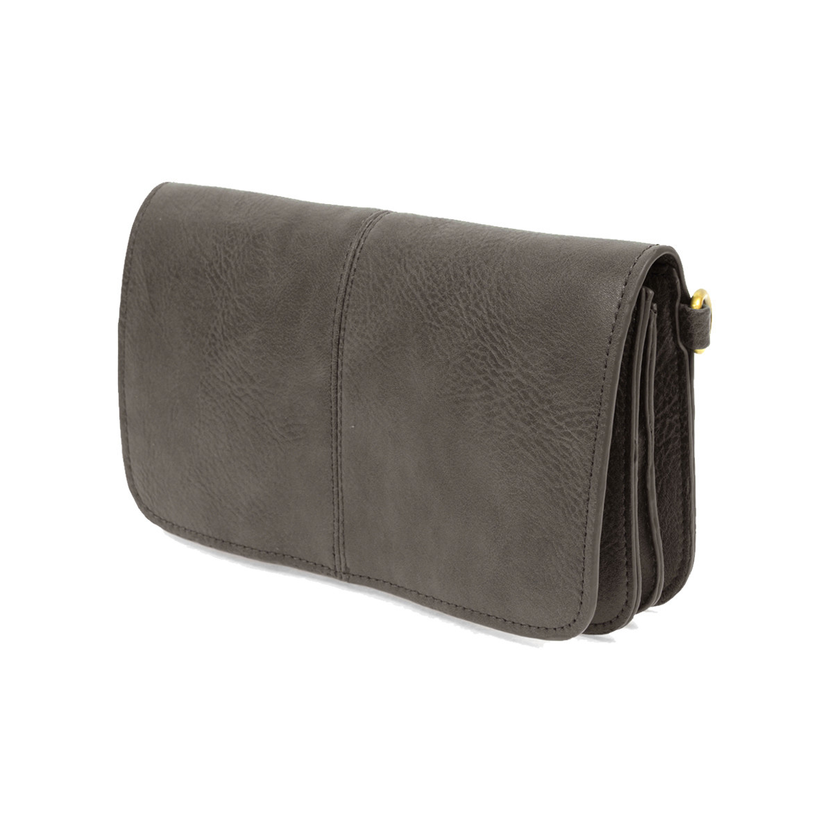 Joy Susan Joy Susan Mia Multi Pocket Crossbody Charcoal