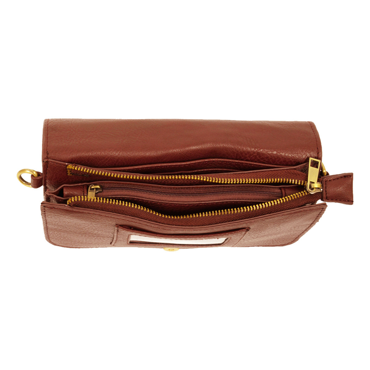 Joy Susan Joy Susan Mia Multi Pocket Crossbody Ruby