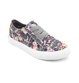 Blowfish Child Marley Charcoal Floral
