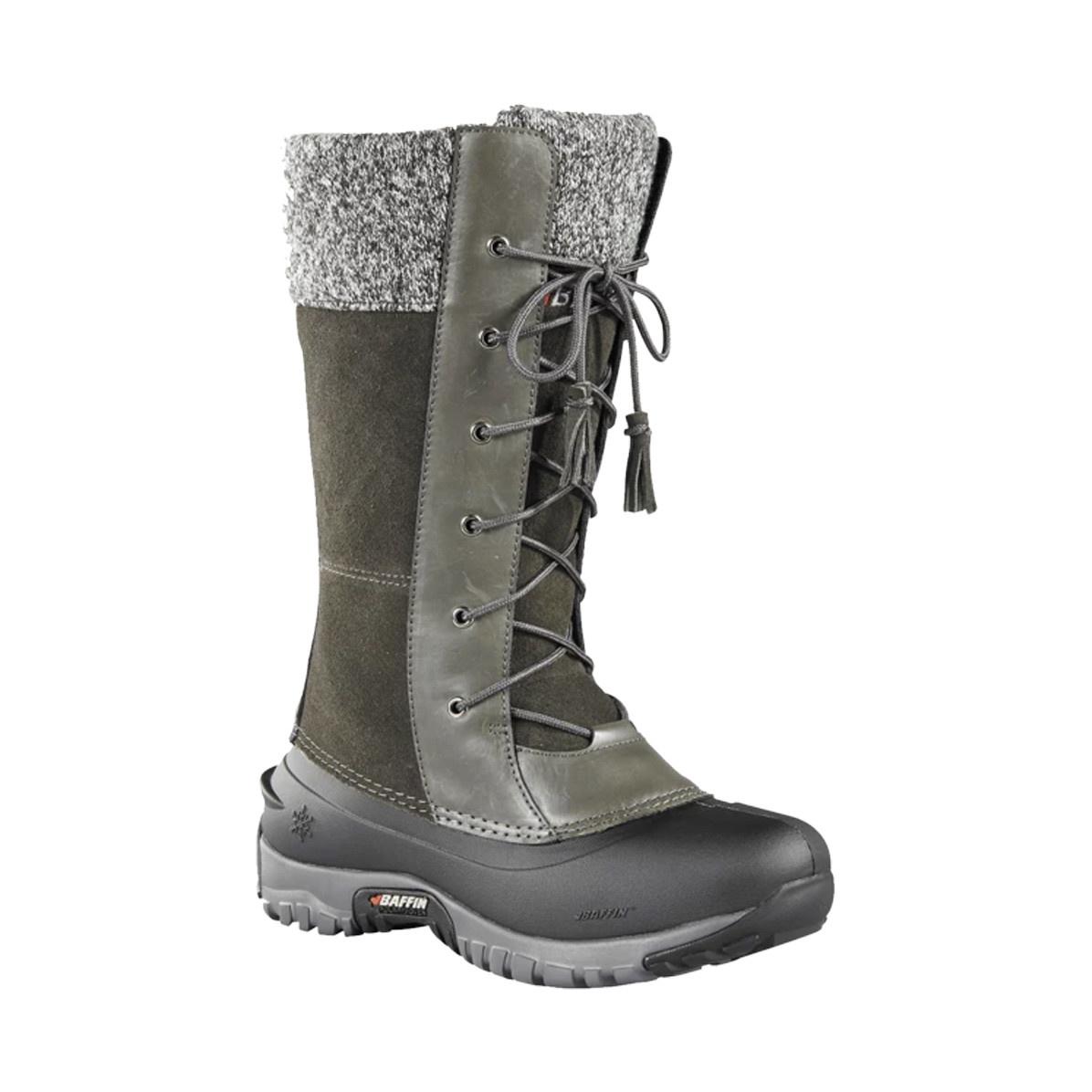 Baffin Women's Dana Charcoal Boot