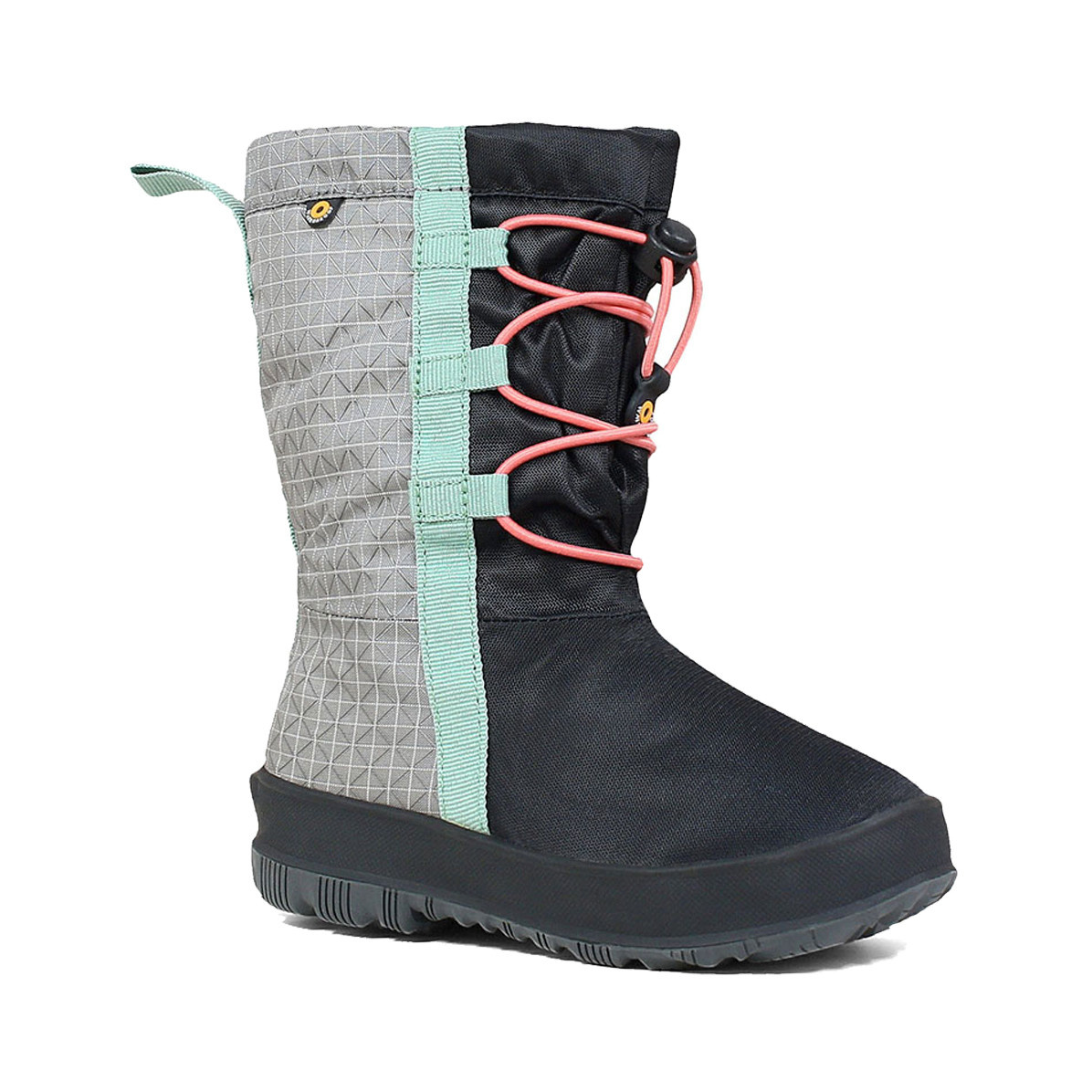 BOGS Youth Snownights Black/Pink