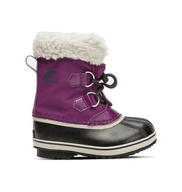 Sorel Child Yoot Pac Nylon Iris/Dark Plum