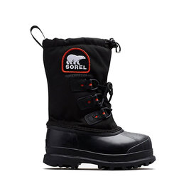 Sorel Youth Glacier XT Black