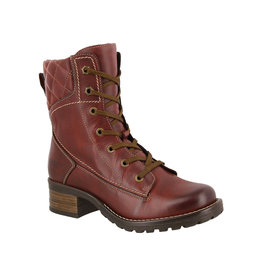 Taos Women's Factor Deep Red