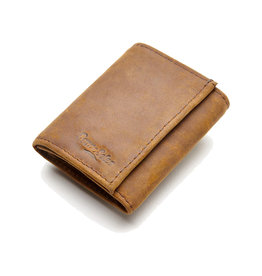 Brave Soles Men's Edwin Brown Wallet