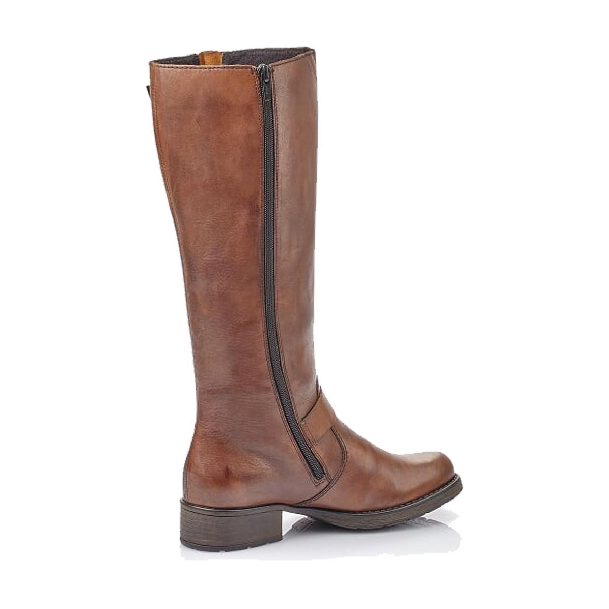 Rieker Rieker Women's Z9580-25 Tall Boot Brown