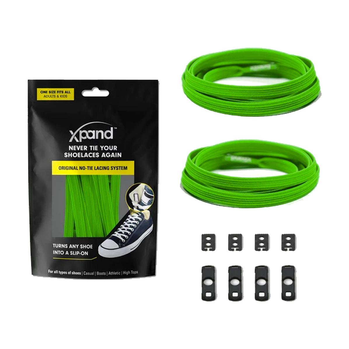 XPand Xpand Elastic Shoelaces Clover