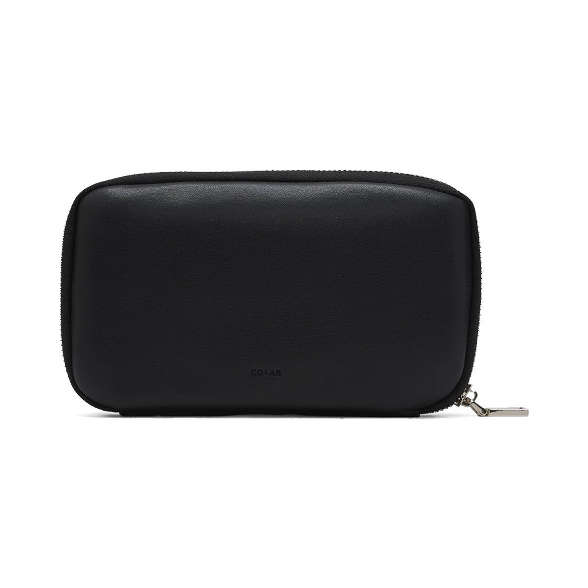 Colab Colab Smooth World Vegan Leather Wallet Black