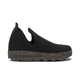 Asportuguesas Men's Slipper Black