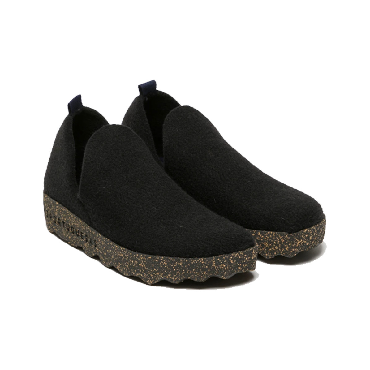 Asportuguesas Asportuguesas Men's Slipper Black