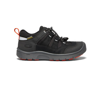 Keen Child Hikeport WP Black/Bright Red