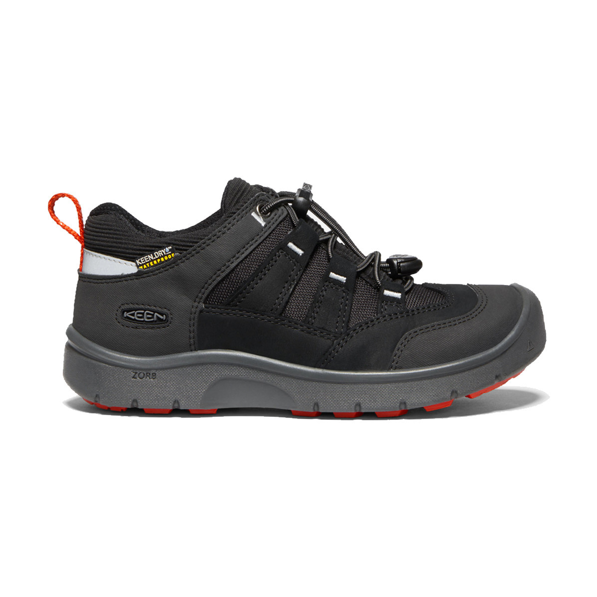 Keen Keen Child Hikeport WP Black/Bright Red