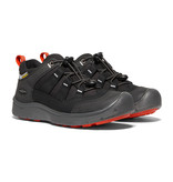 Keen Keen Youth Hikeport WP Black/Bright Red