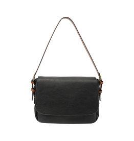 Joy Susan Jane Crossbody Handbag Black