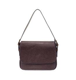 Joy Susan Jane Crossbody Handbag Eggplant