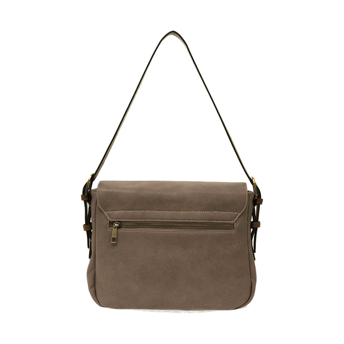 Joy Susan Joy Susan Jane Crossbody Handbag Espresso