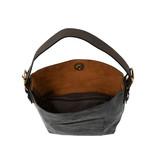 Joy Susan Joy Susan Lux Hobo Handbag Black