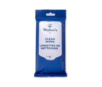 Walter's Clean Wipes