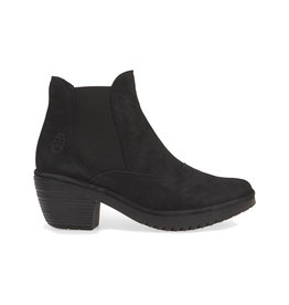 Fly London Women's Ranch Black