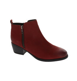 Easy Step Faith Booties Red