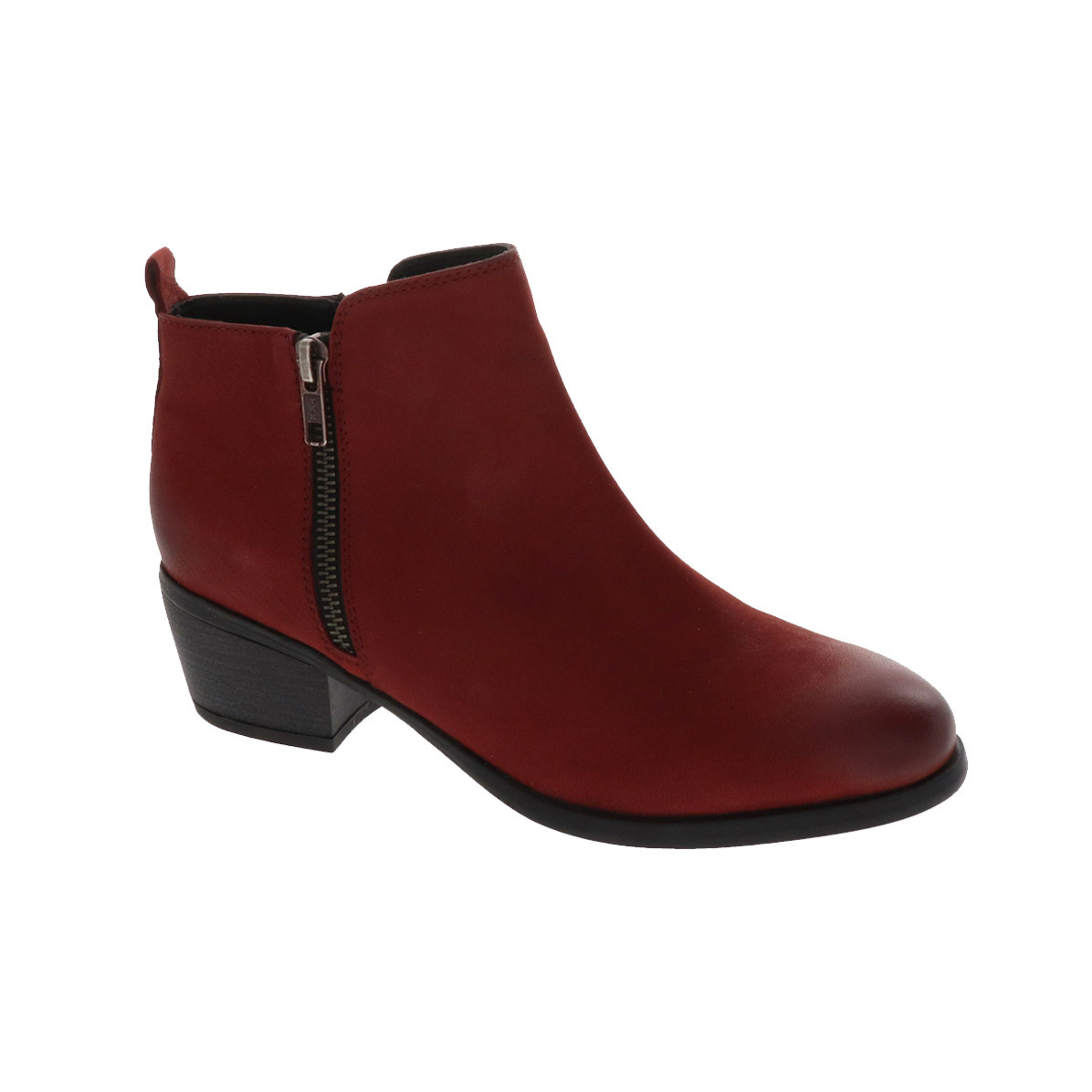 Easy Step Easy Step Faith Booties Red