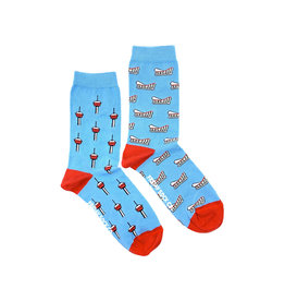 Friday Sock Co. Women's Tower & Dome Crew W 5 - 10 (M - 4 - 8)