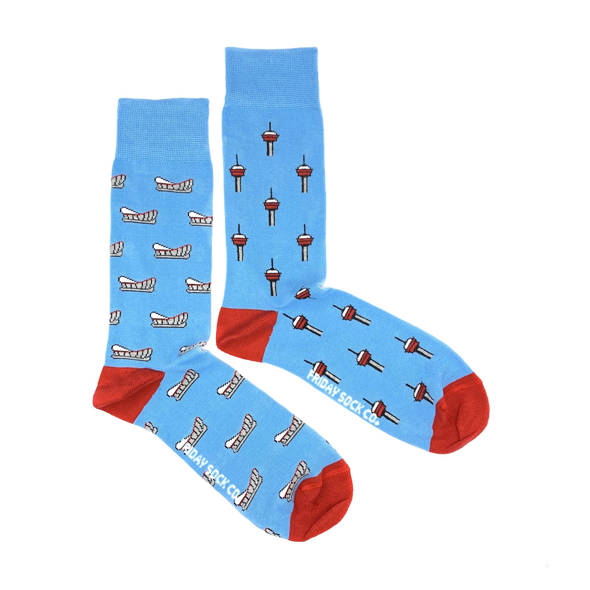 Friday Sock Co. Friday Sock Co. Men's Tower & Dome M 7 - 12 (W 8 - 13)
