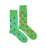 Friday Sock Co. Friday Sock Co. Men's Tent & Campfire M 7 - 12 (W 8 - 13)