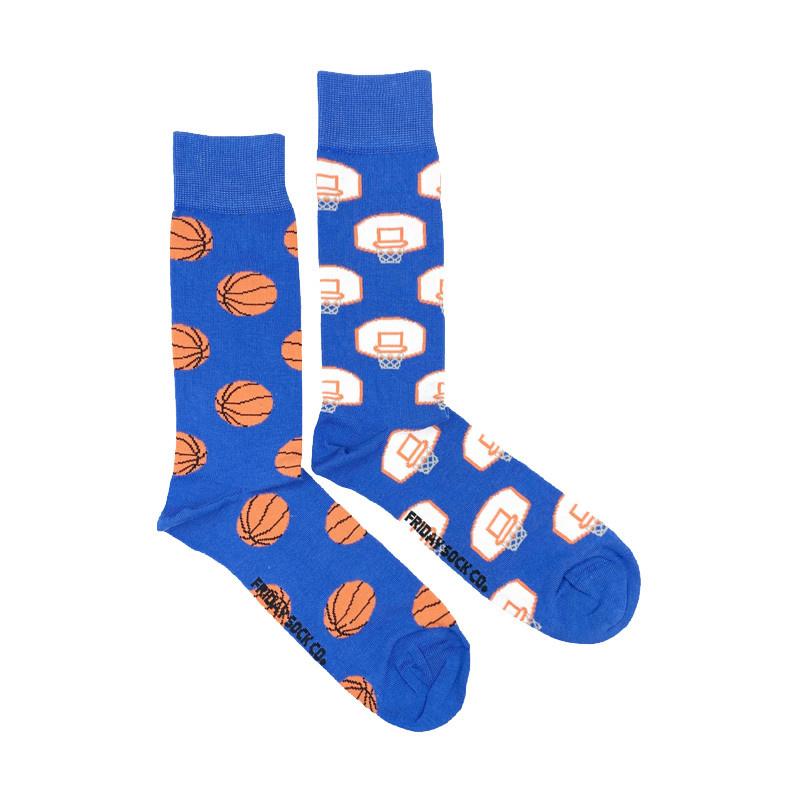 Friday Sock Co. Friday Sock Co. Men's Basketball M 7 - 12 (W 8 - 13)