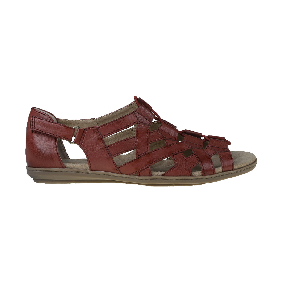 Earth Earth Women's Bridget Regal Red