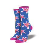 Socksmith Socksmith Women's Cotton Blend Lillies