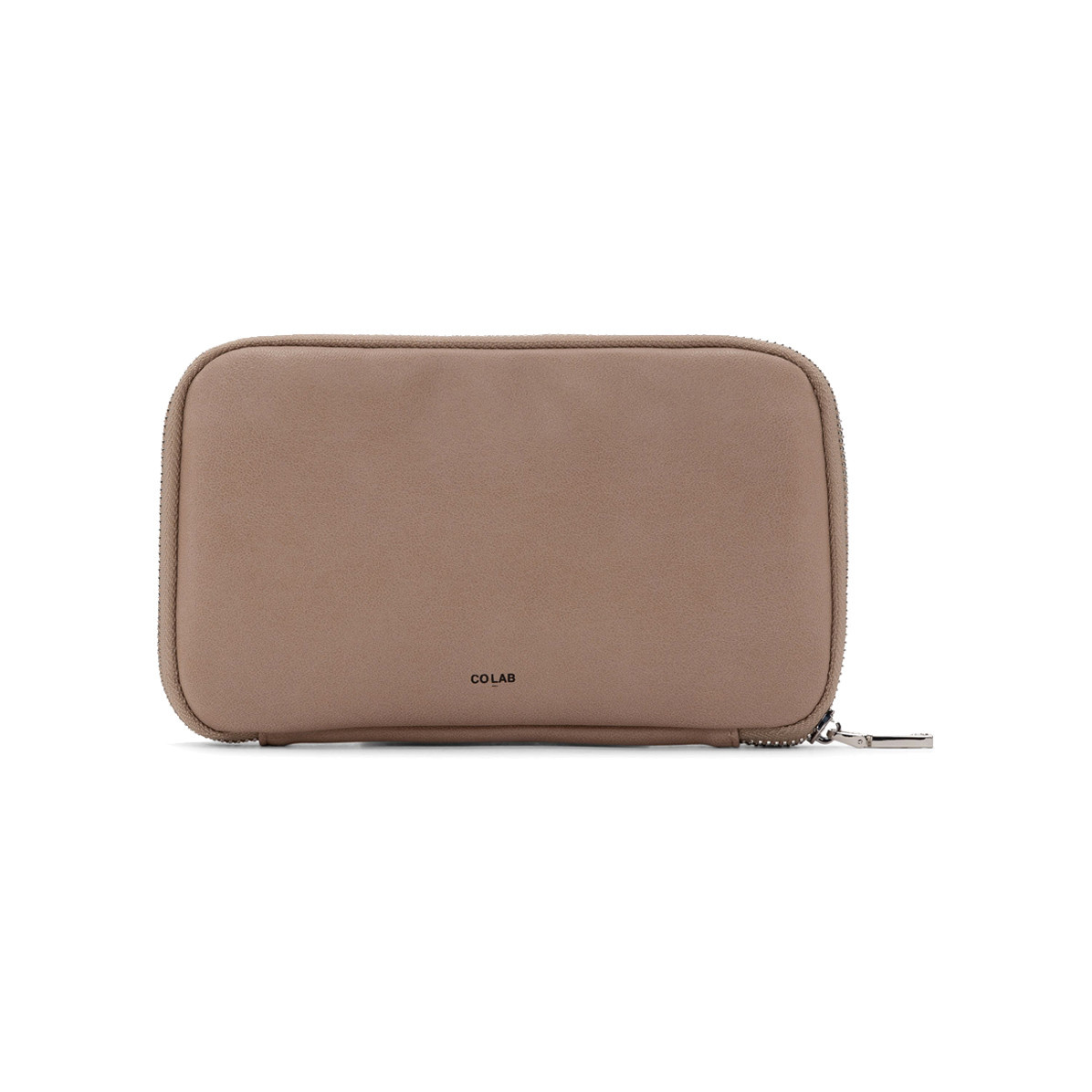 Colab Colab Smooth World Vegan Leather Wallet Mushroom