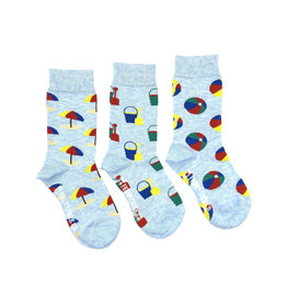 Friday Sock Co. Kids Beach Crew