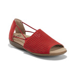 Earth Earth Women's Abra Spicy Red Suede