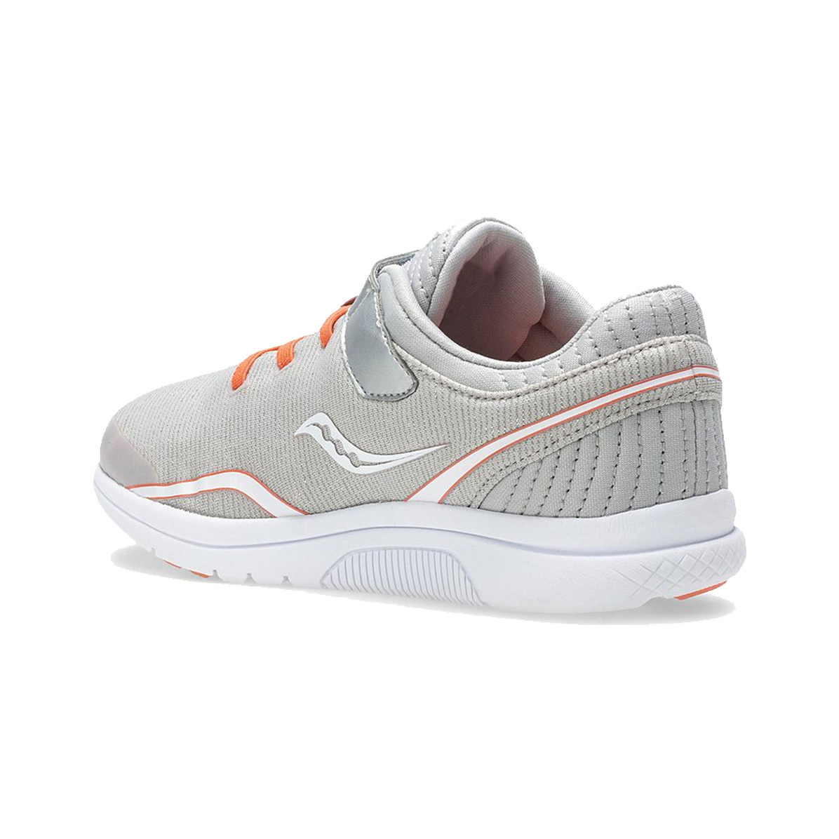Saucony Saucony Youth Kinvara Silver Coral