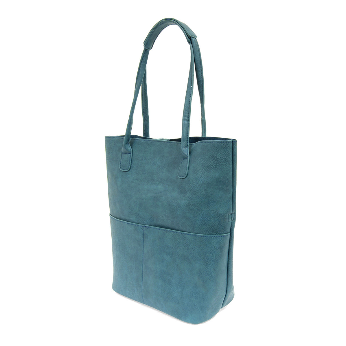 Joy Susan Joy Susan Kelly North South Front Pocket Tote Waters Edge