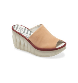 Fly London Women's Jamb Cupido Nude Pink