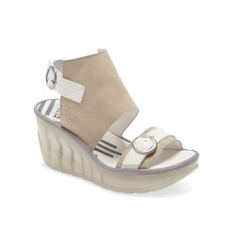 Fly London Women's Jeno Cloud / Off White